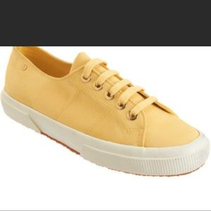 Superga The Row X Yellow Sneakers/Shoes
